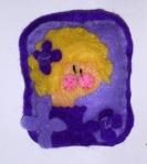 camafeo violetas
